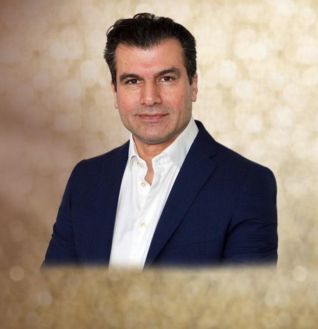 Dr Allen Rezai London