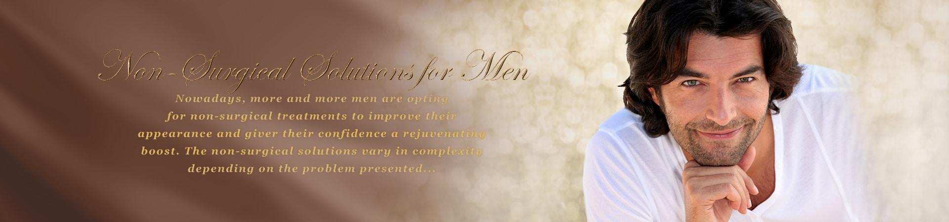 Non Surgical For Men