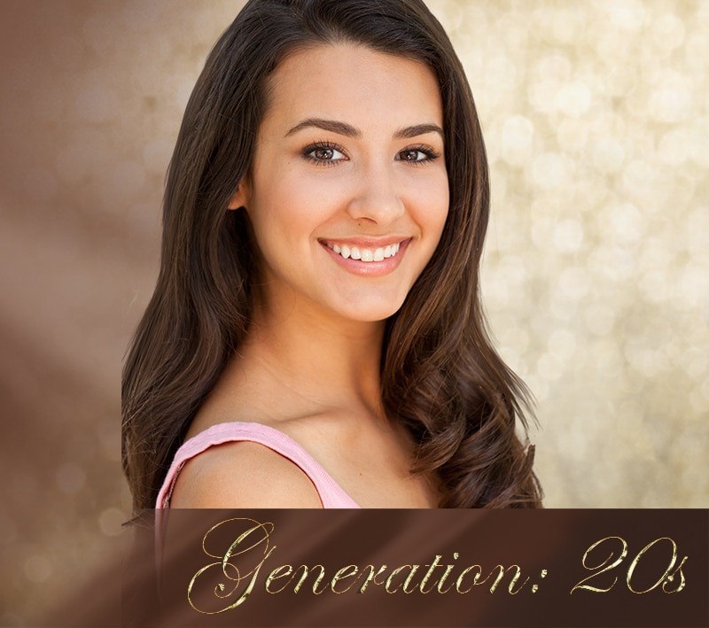 Non Surgical For Generation 20s