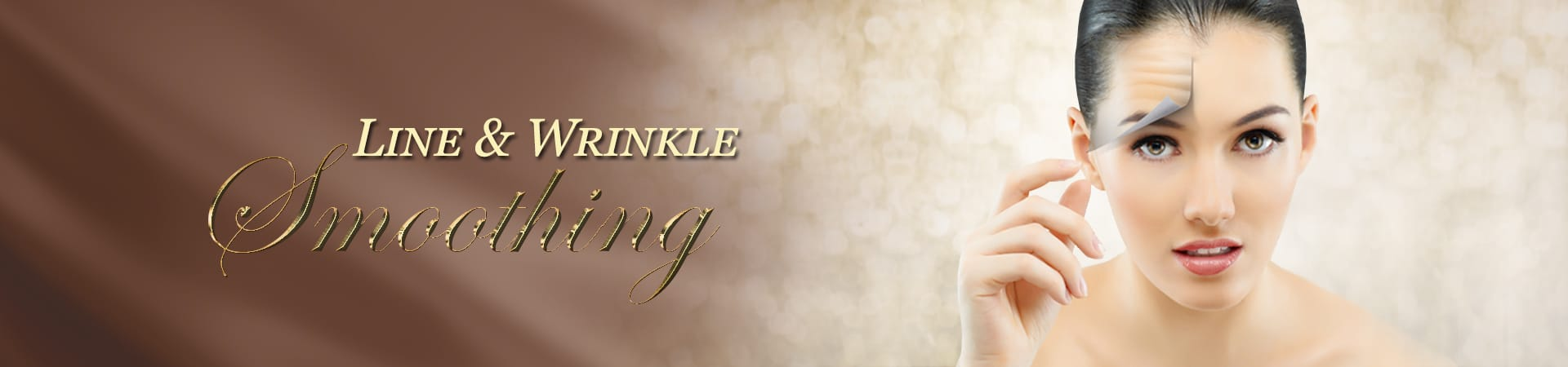Line & Wrinkle Smoothing - mobile