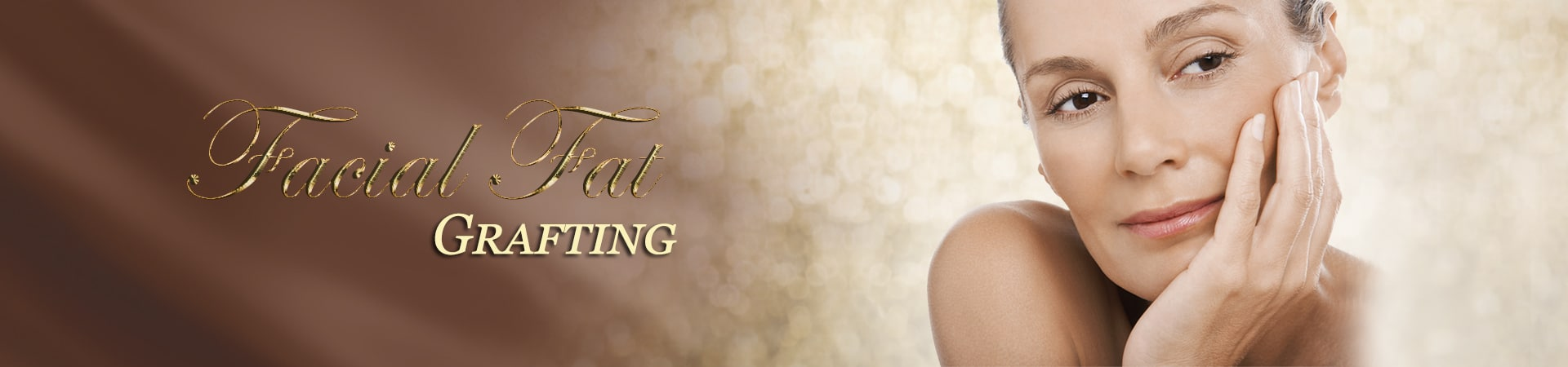facial fat grafting - banner