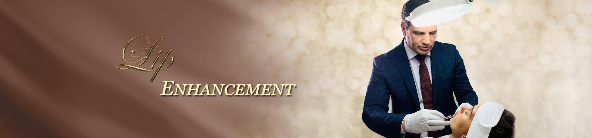 lip enhancement - banner