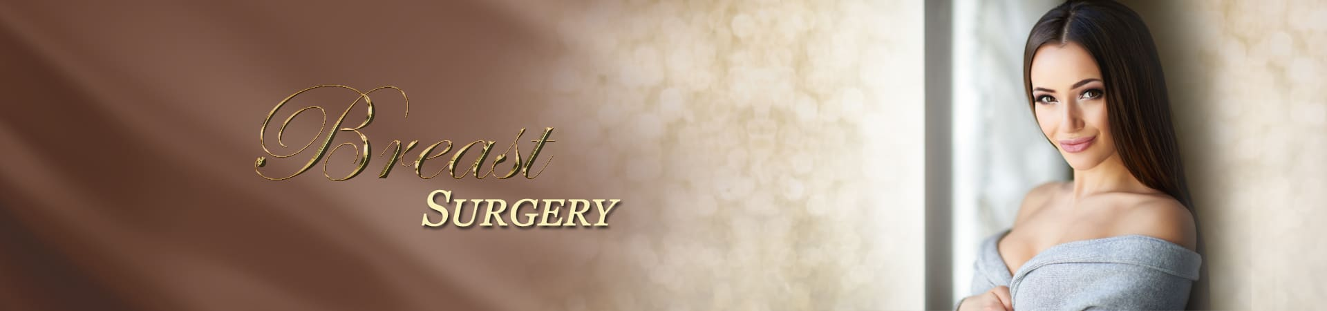 Breast Surgery - banner