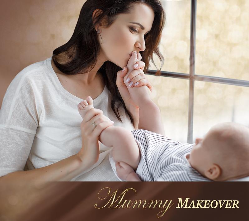 Mummy Makeover